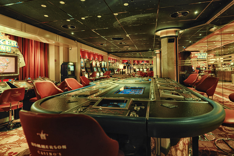 Salvador Pozo Company Profile Photography for Hommerson Casino, Scheveningen, Netherlands