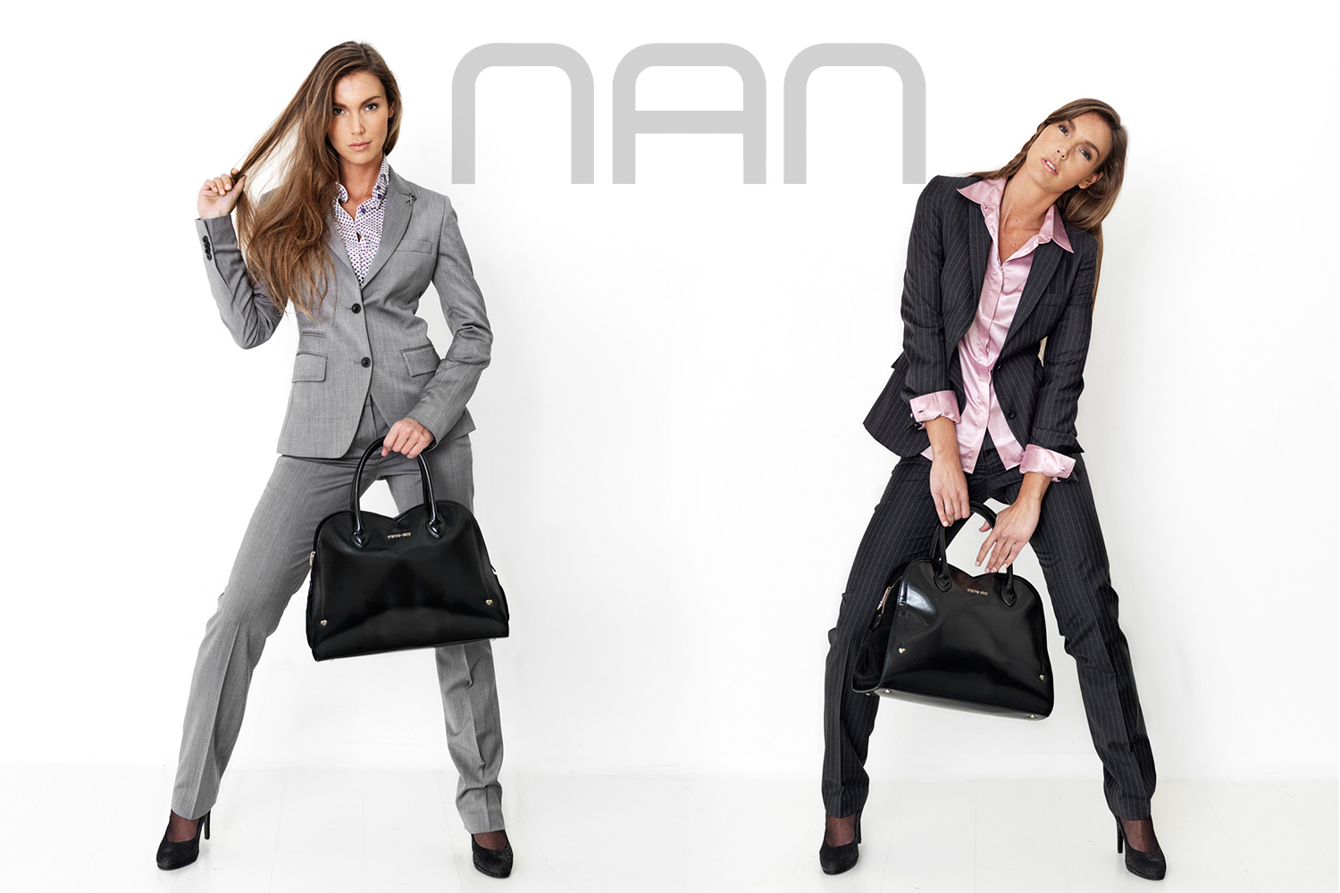 Salvador Pozo Lookbook Photography for NAN Suits