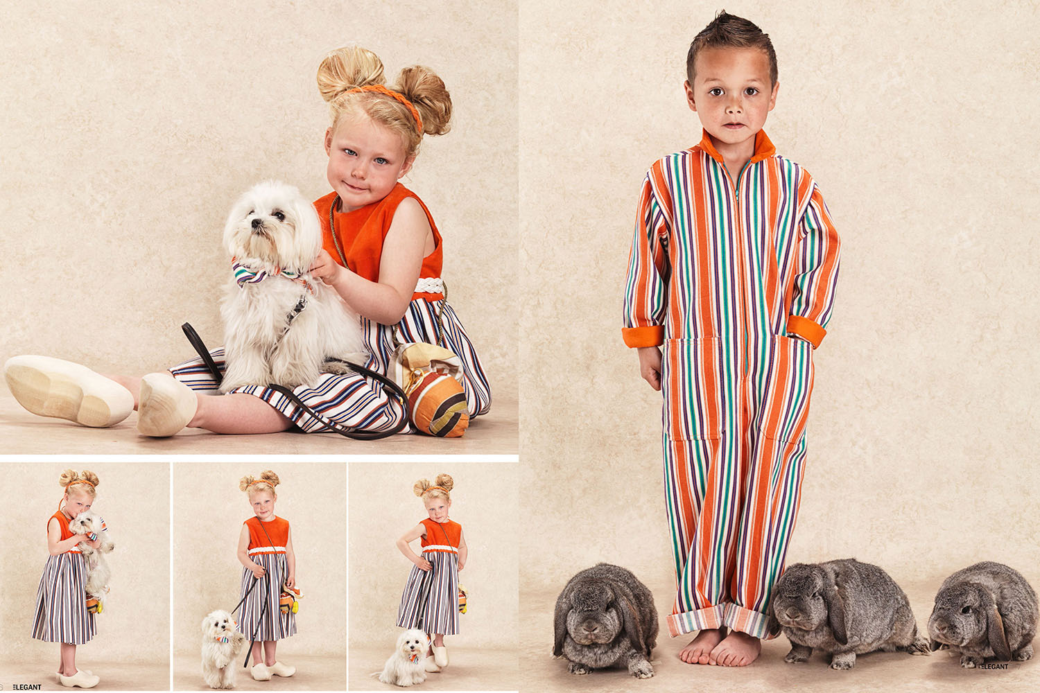 Salvador Pozo Lookbook Photography for Jow Junior