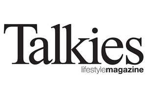 Logo Talkies Magazine