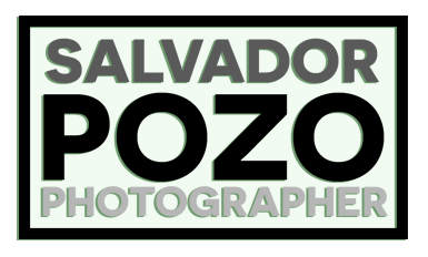Salvador Pozo photographer main logo