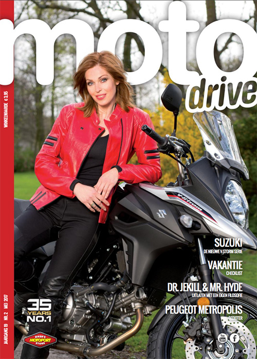 Advertorial en Cover