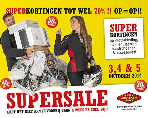 Advertentie MotoPort