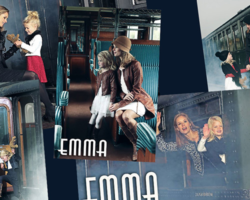 Salvador Pozo Kids Photography for Emma by College Style