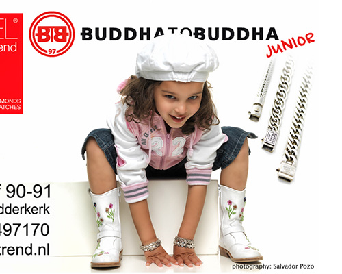 Salvador Pozo Kids Photography for Buddha To Buddha Junior