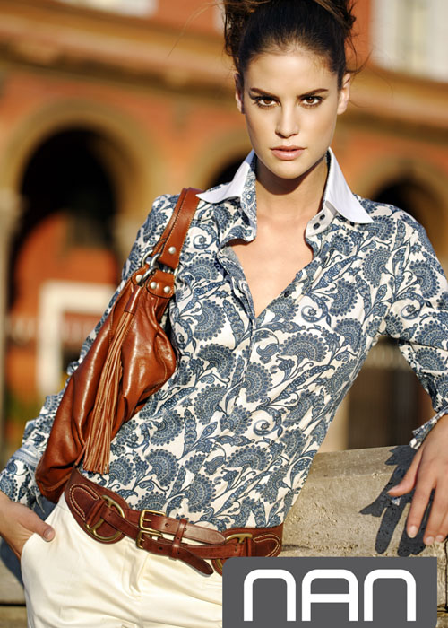 Salvador Pozo for NAN suits, Italy
